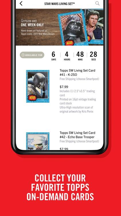 Topps Shop screenshot-3