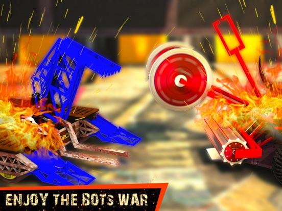 Robot Car Crash Battleship screenshot 6