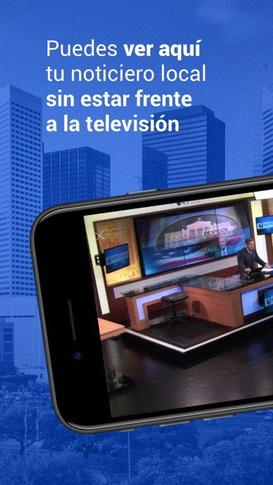 Univision 45 Houston screenshot 1