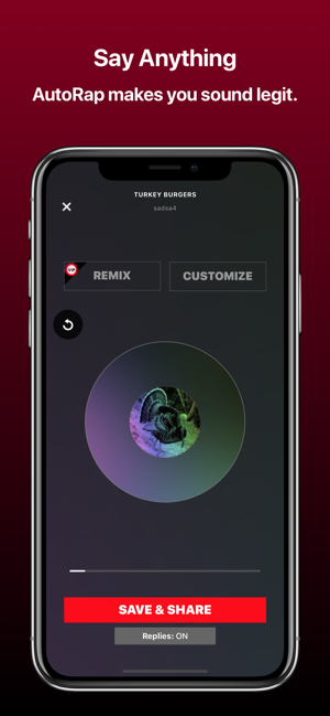 AutoRap by Smule on the App Store