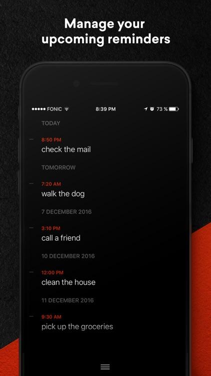 Rememo – Quick Reminder screenshot-3