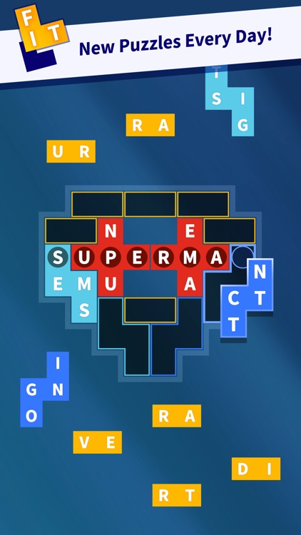 Flow Fit - Word Puzzle screenshot-4