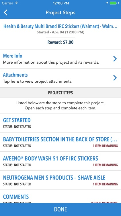 Survey Retail screenshot-3