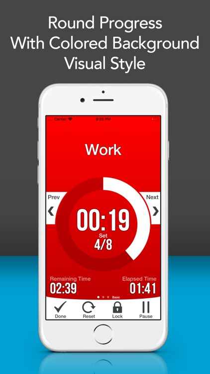 Workout Interval Timer PRO screenshot-6
