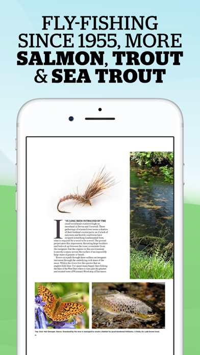 Trout And Salmon Magazine review screenshots