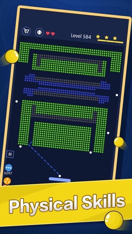 Break Bricks - physics balls screenshot-0