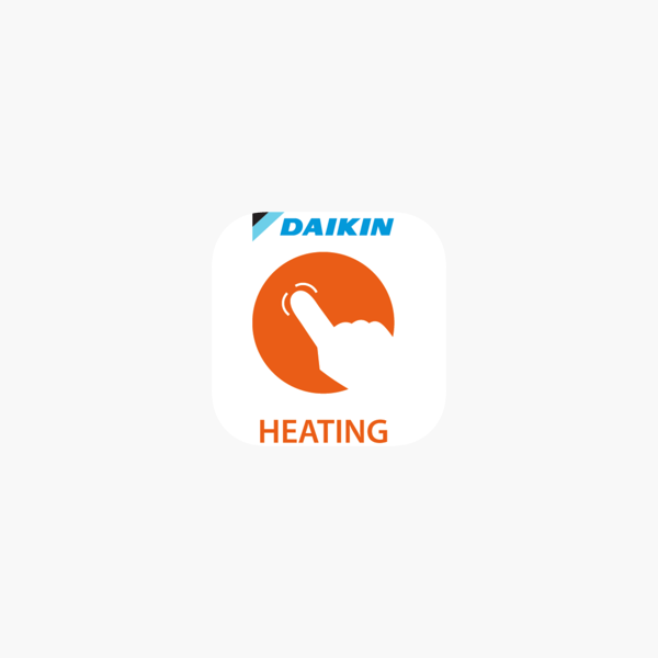 Daikin Online Control Heating on the App Store