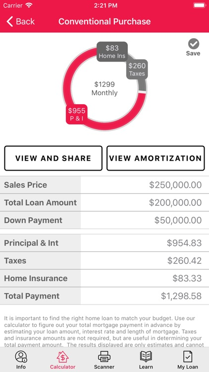 Mortgage Express screenshot-3