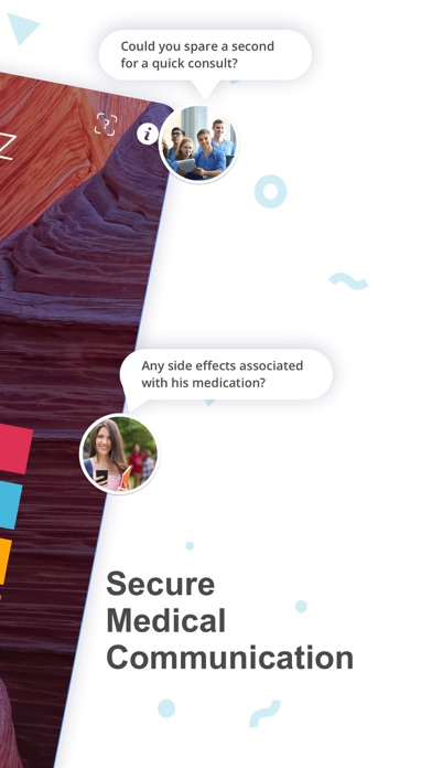 Buzz: Secure Medical Messenger by Skyscape Medpresso Inc (iOS