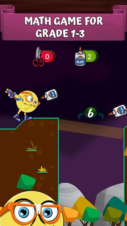 Math Bridges Kids Number Games screenshot-0