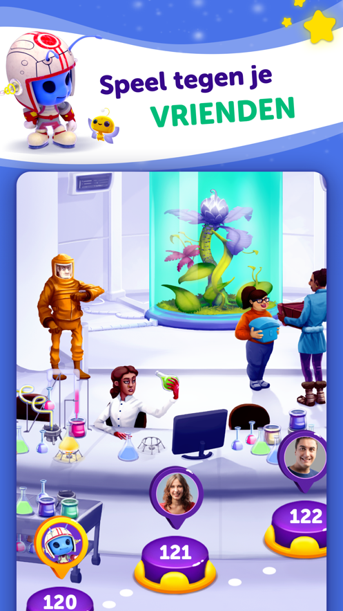 CodyCross: Kruiswoordpuzzels App 截图