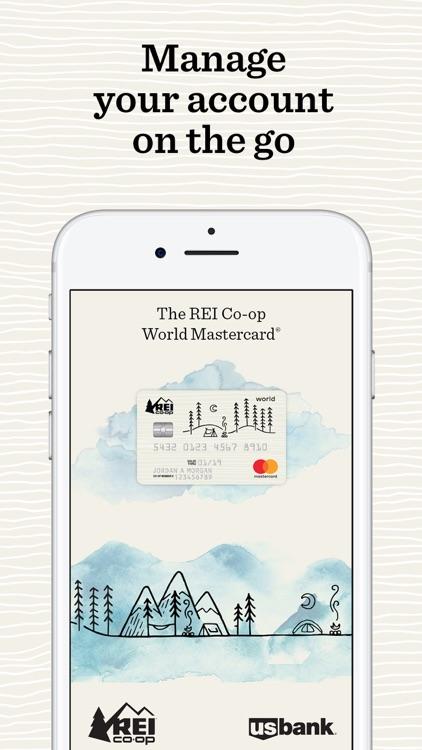 REI Co-op Mastercard