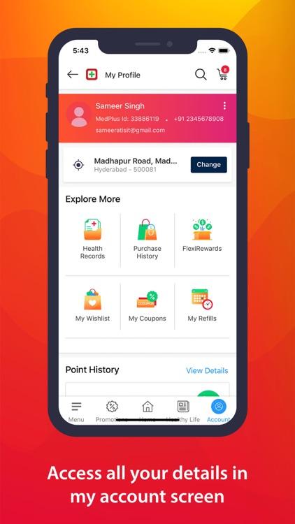 MedPlus Mart - Online Pharmacy screenshot-3