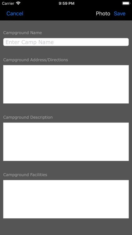Ontario – Camps & RV Parks screenshot-5