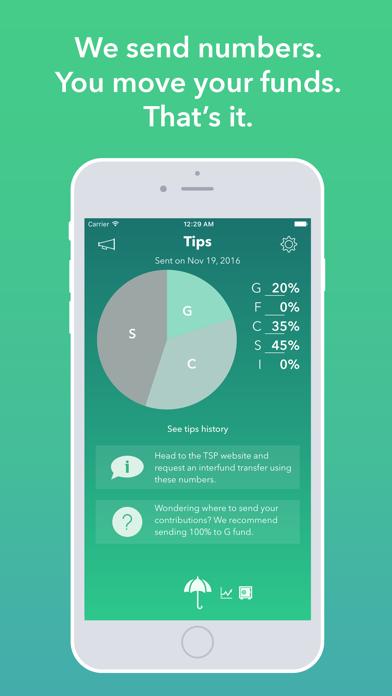 TSP Tips Screenshot