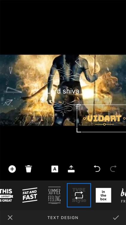 VidArt - Video Editor screenshot-4