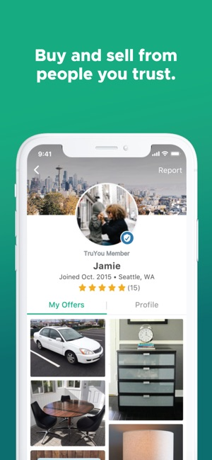 b3717b9237 OfferUp - Buy. Sell. Simple. on the App Store
