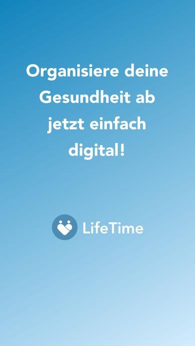 Screenshot for LifeTime - Medikamente & Ärzte in Germany App Store