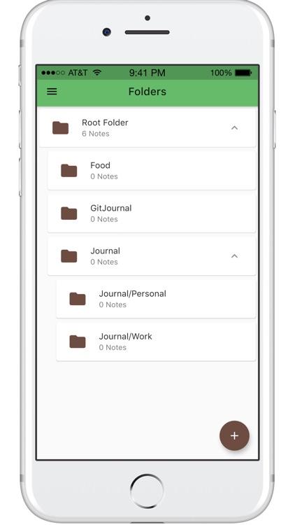 GitJournal screenshot-4