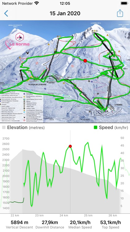 SkiMaps - Download Trail Maps screenshot-4