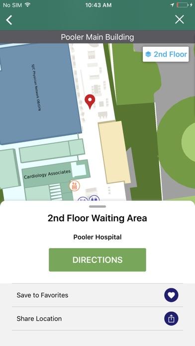 INav at St. Joseph's/Candler app image
