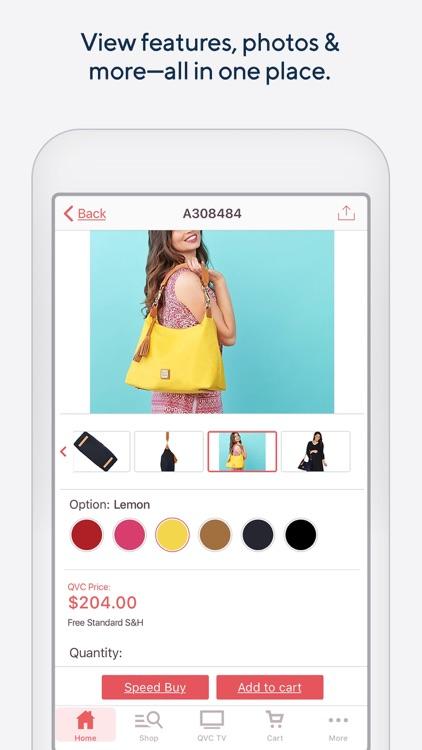 QVC Mobile Shopping (US) screenshot-3