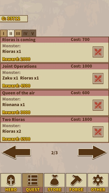 Simple Monster Hunter screenshot-4