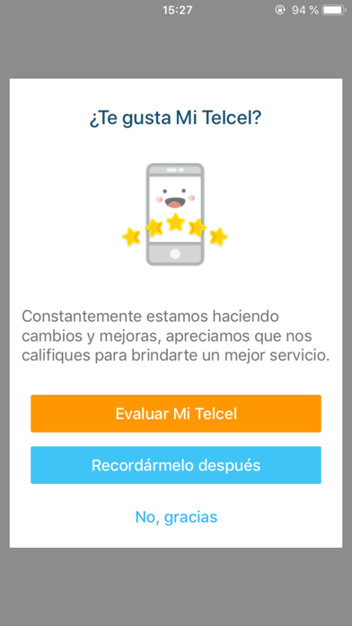 Screenshot for Mi Telcel in Mexico App Store