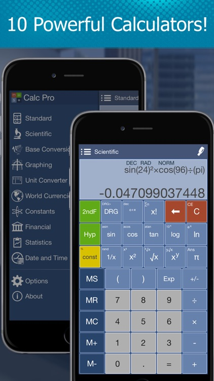 Calc Pro - The Top Calculator