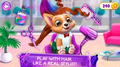 My Animal Hair Salon World screenshot 4