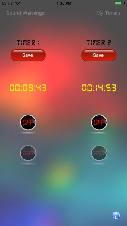 MultiTimer Plus screenshot-3