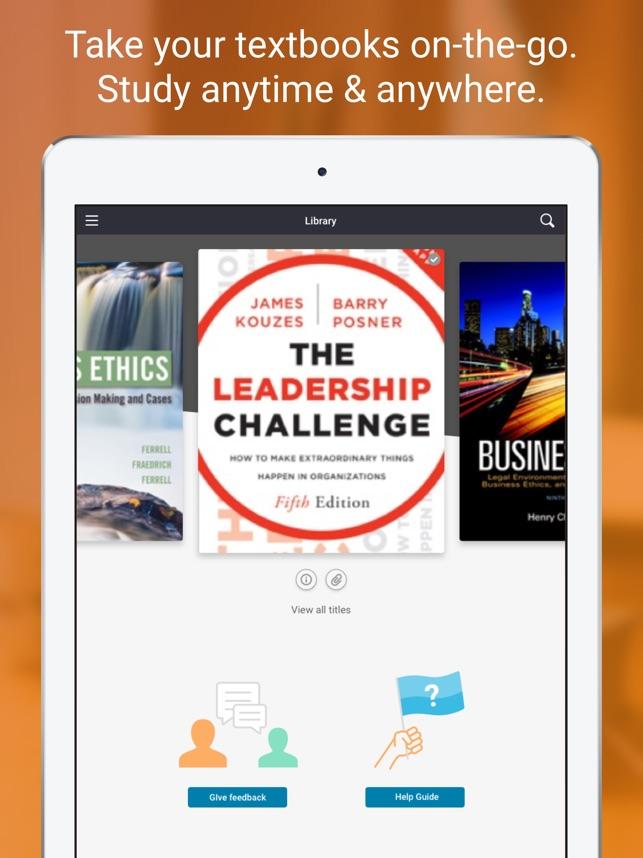 Chegg eReader on the App Store