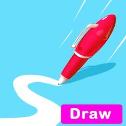 draw pen art Around