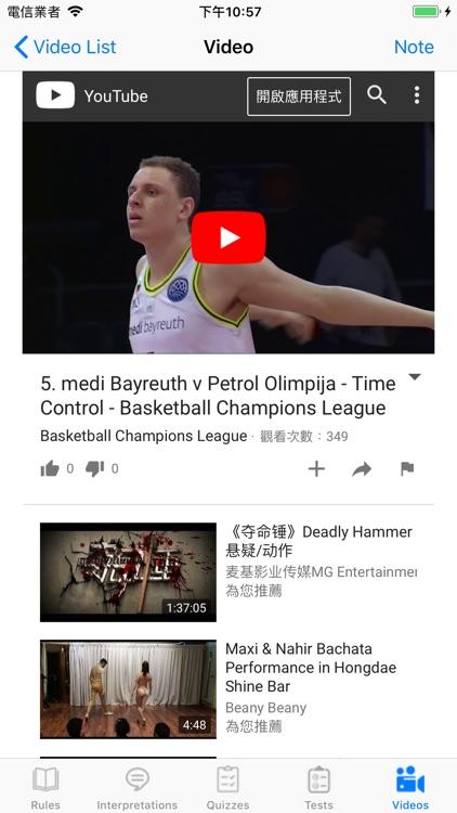 iBasketballRules screenshot-8
