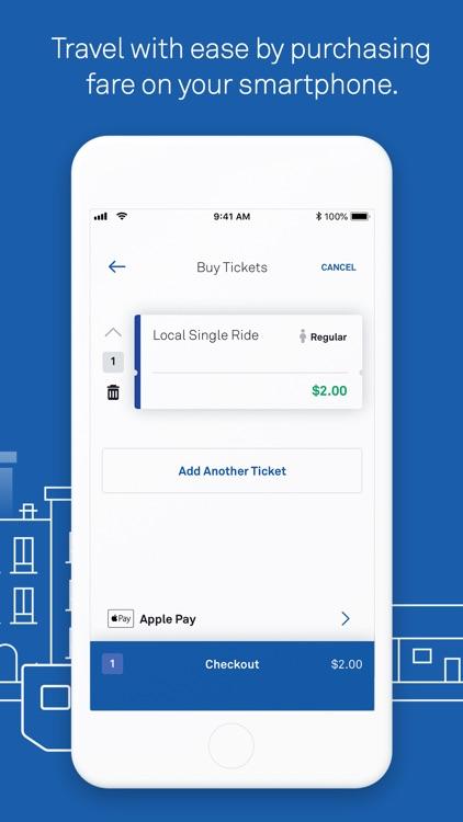 OC Bus Mobile Ticketing screenshot-3
