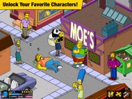 The Simpsons™: Tapped Out ipad images