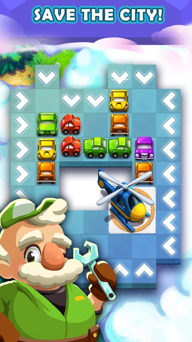 Traffic Puzzle screenshot 5