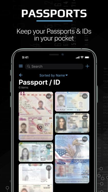 SecureX: Password Manager screenshot-6