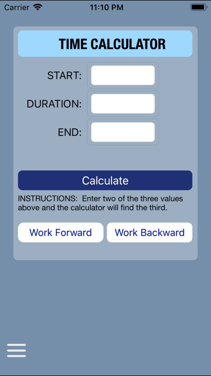 C-5 Duty Day Calc screenshot-3