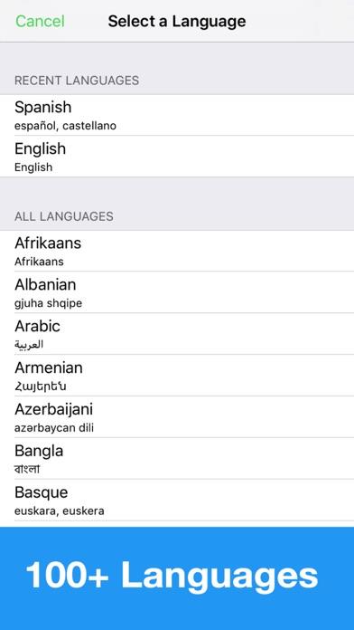 Translator - TranslateZ screenshot 3