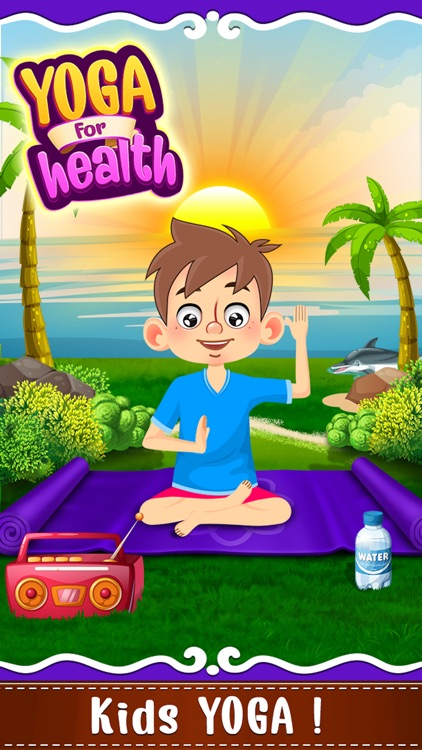 Yoga For Health Game