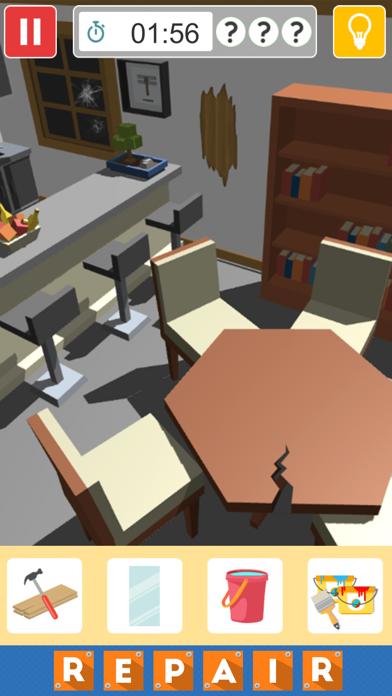 Repair - 人気 暇つぶし パズル ゲームのおすすめ画像2