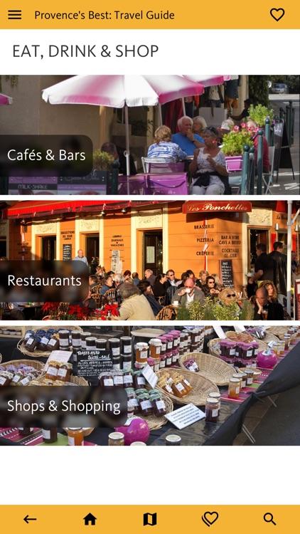 Provence's Best: Travel Guide screenshot-8