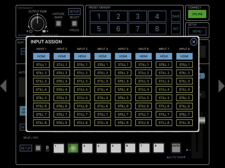 V-8HD Remote screenshot-5