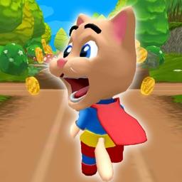 Cat Hero Run