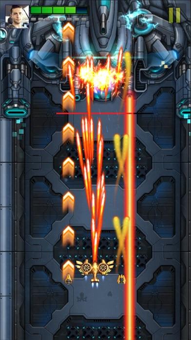 Galaxy Attack: Strike Force screenshot two