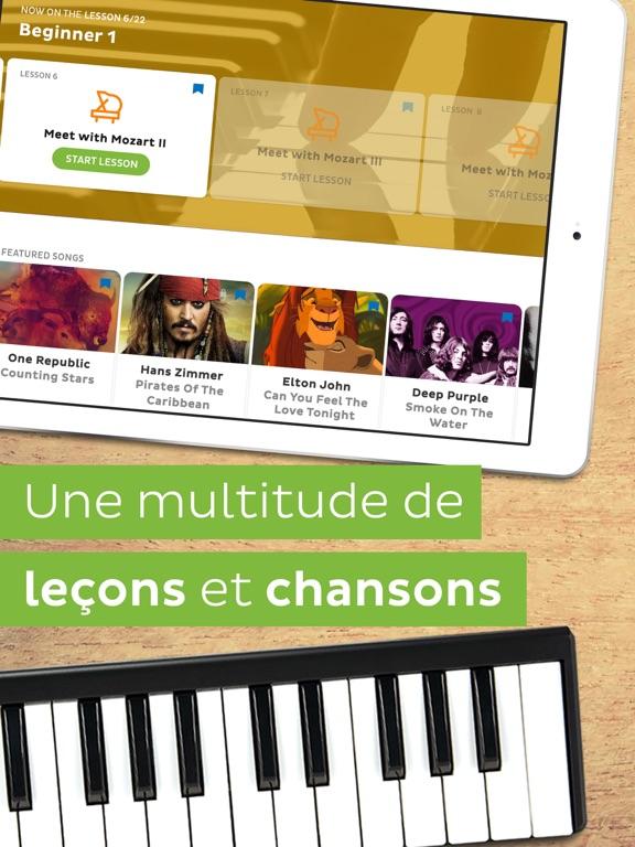 Screenshot #5 pour Skoove - Piano et Clavier MIDI
