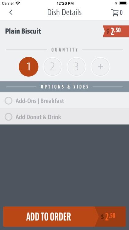 HenDough Chicken & Donuts screenshot-3