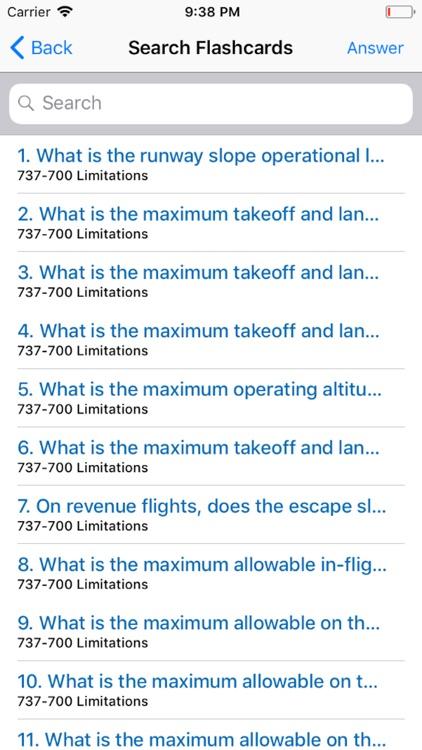 Pan Am B737NG Type Rating Prep screenshot-8