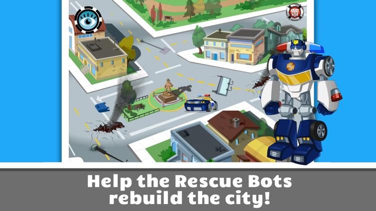 Transformers Rescue Bots: screenshot-3